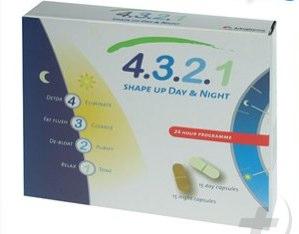 4321 diet pill