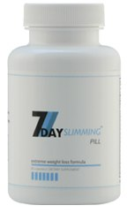 7 day Slimming pill a diet pill to avoid