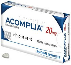 Acomplia prescription only