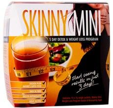 Skinny Mini sachets