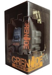 Thermo Detonator grenade diet pill