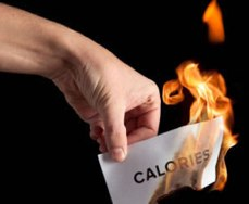 how to burn calories quickly