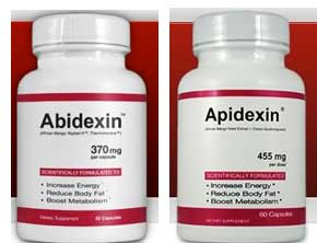 Abidexin and Apidexin what are the differences