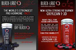 BLACK-LABZ diet pills