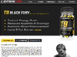 Official website of Black Fury