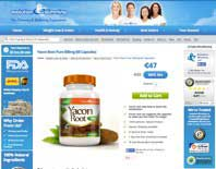 Evolution Slimming Yacon pure root