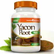Yacon root capsules