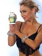 Kym Johnson diet