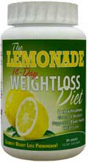 Lemonade diet pill 14 day weight loss diet