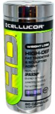 Cellucor Super HD fat burner