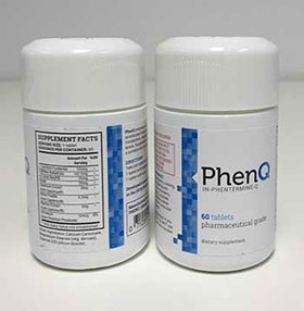 PhenQ reviewed and rated