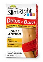 Slim Right Detox 'n Burn review