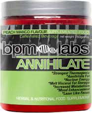 Annihilate fat Burner review