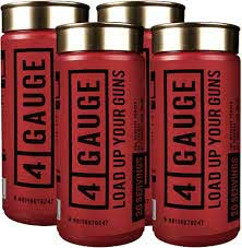 4Gauge pre workout supplement